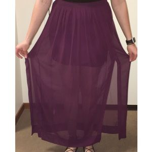 Worthington Skirts - Maxi skirt